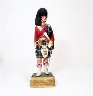 H.W. Willetts Seaforth Highlanders