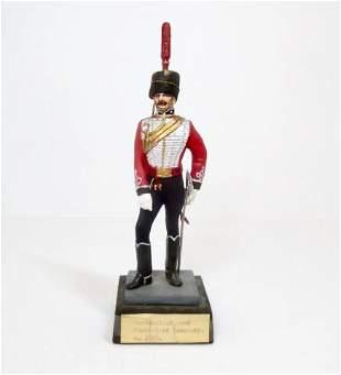 H.W. Willetts Westmorland Yeomanry 1909