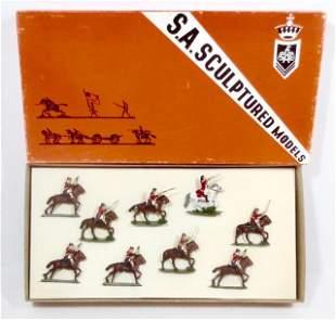 SAE British Cavalry Boxed Set