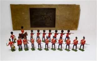 Britains #56 British Army Display