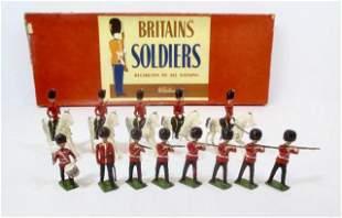 Britains #41 British Army Display set