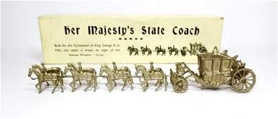 Britains #44D Coronation Coach