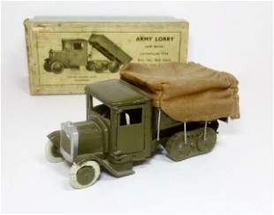Britains #1333 Army Lorry With Driver