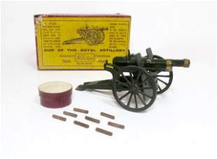 Britains #1292 Royal Artillery Gun