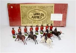 Britains #64 Indian Army Display