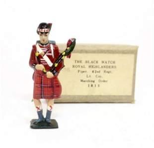 Minikins The Black Watch Royal Highlanders