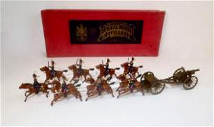 Britains #39 Royal Horse Artillery