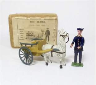 Taylor Barrett Llama Cart Ride Set