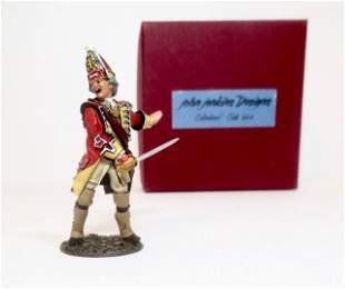 John Jenkins Lieutenant William Dunbar