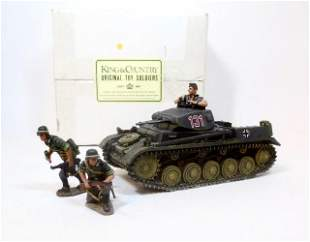 King & Country #WS041 PANZER II