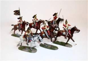 British Dragoon Regiment Charge