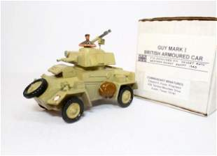 Commandant Miniatures British Armored Car