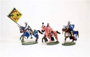 Alymer Banners Forward Mounted Knights