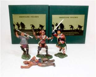 "Frontline ""The Indian Wars"" Series"