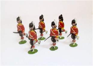 Britains From #11 Black Watch Highlanders