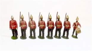 Britains #36 Royal Sussex Regiment