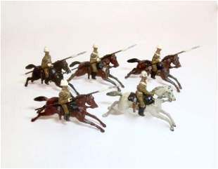 Britains #94 The 21st Lancers