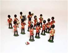Britains From 37 Coldstream Guards Band