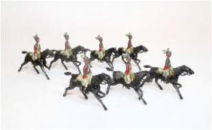 Britains #7B Mounted Life Guards