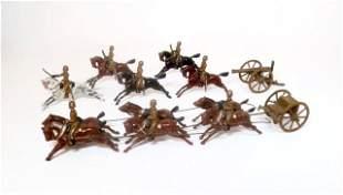 Britains RARE #126B Royal Horse Artillery
