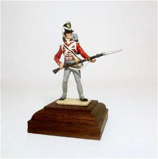 Fort Henry Guard Military Miniature Model