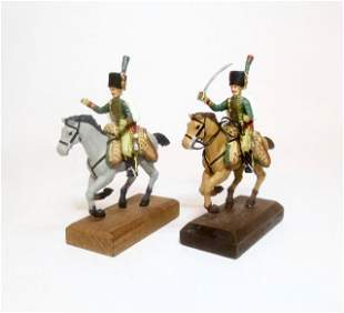 Napoleonic Chasseurs A' Cheval
