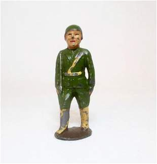 Barclay Rare Dimestore Italian Officer