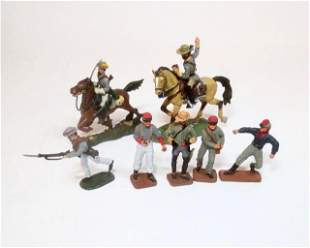 American Civil War Confederate Army Assortment