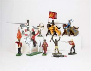Variety of Makers Assorted British Regiments