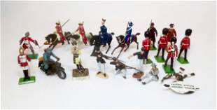 Variety of Makers Assorted Troops