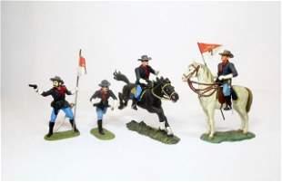 Elastolin Plastic 7th Cavalry