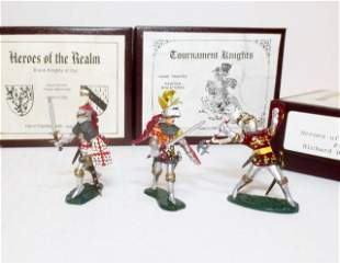 Heroes Of The Realm & Tournament Knights