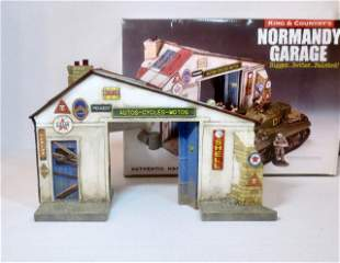 """King & Country #SP051 """"Normandy Garage"""""""
