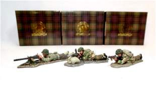 King & Country WW2 Figure Selection