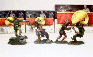 "Conte ""French & Indian War"" Sets"