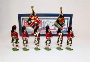 "Ducal #178 ""The Black Watch Colour Party"""