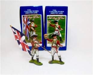 """Collectors Showcase """"5th Regiment of Foot"""""""