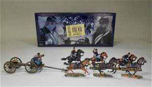Britains Set #17379 Six Horse Artillery Set