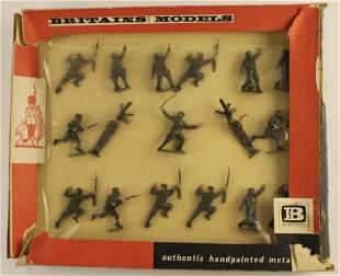 Britains #9346 British Infantry Assortment
