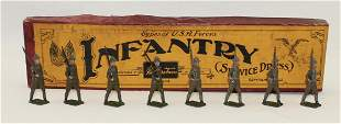 Britains From #227 United States Infantry