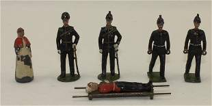Britains From #320 Royal Army Medical Corps