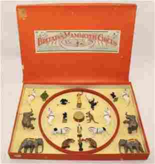 Britains Set #1539 Mammoth Circus