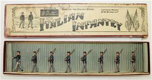 Britains #166 Italian Infantry Marching