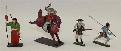 Minikins Lot Samurai Warriors