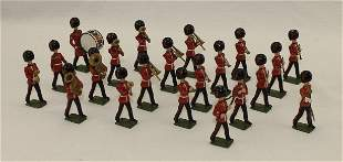 Britains #37 Coldstream Guards Full Band