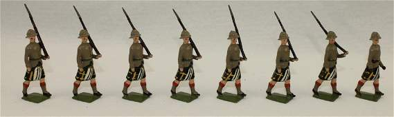 Britains #1901 Cape Town Highlanders