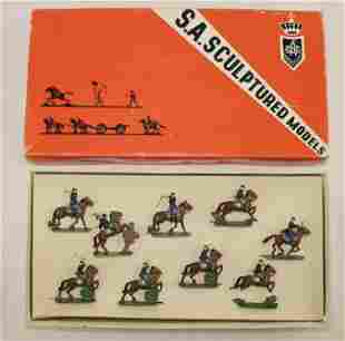 SAE #1052 ACW Union Cavalry Charging