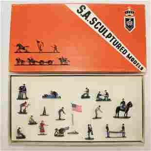 SAE #1067 ACW Union Army Camp Set