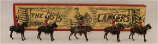 Britains #33 The 16th /5th Lancers