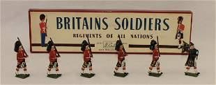 Britains #77 Gordon Highlanders